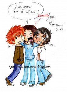 2 ans du blog ! dans articles sur twilight dessintwlight-220x300